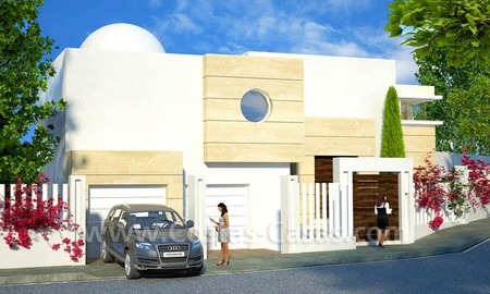 Plot with or without luxury villa for sale in Marbella 2