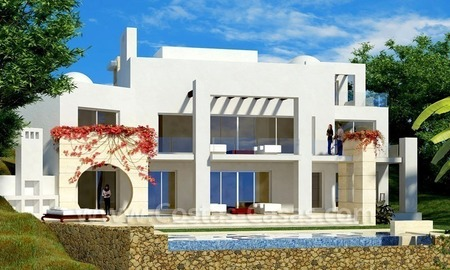 Plot with or without luxury villa for sale in Marbella 1