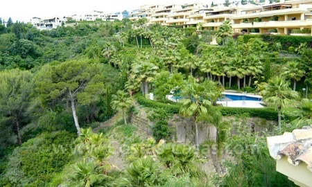 Luxury corner penthouse apartment for sale in Golden Mile – Sierra Blanca - Marbella 3