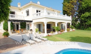 Frontline golf luxury villa for sale in Nueva Andalucia - Marbella 3