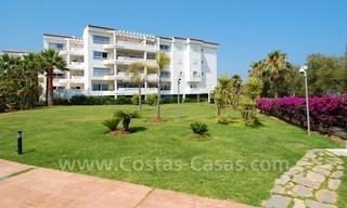 Beachfront apartment for sale in Puerto Banús – Marbella 0