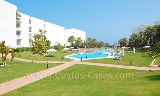 Beachfront apartment for sale in Puerto Banús – Marbella 4