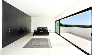 Contemporary luxury New Frontline Golf Villas for sale, Marbella - Benahavis 14
