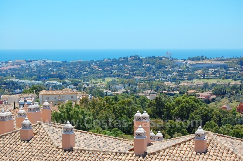Stunning luxury apartments and penthouses to buy in Marbella – Nueva Andalucía 0