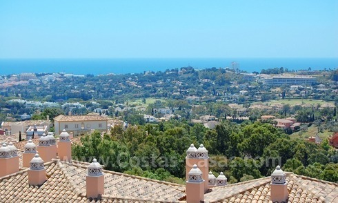 Stunning luxury apartments and penthouses to buy in Marbella – Nueva Andalucía