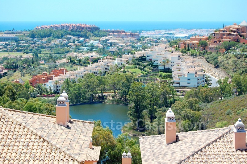 Stunning luxury apartments and penthouses to buy in Marbella – Nueva Andalucía 1