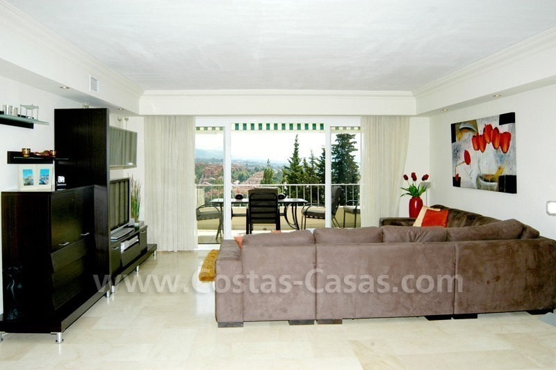 Bargain apartment for sale, close to Puerto Banus in Nueva Andalucia – Marbella 6
