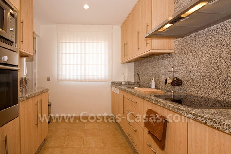 Luxury penthouse apartment for sale in Estepona near Marbella 3