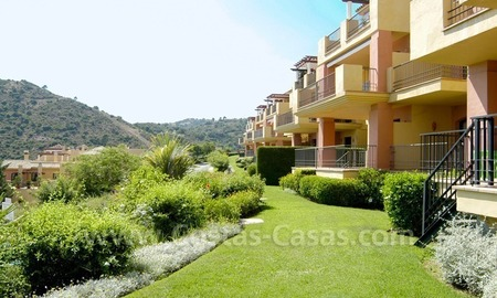 Bargain golf apartment to buy in West Marbella – Benahavis 4