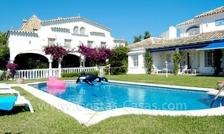 Spanish style beachside villa for sale in Eastern Marbella 3