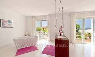 Front line golf villa for sale, Marbella - Benahavis 18
