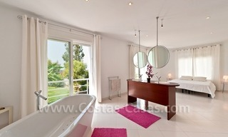Front line golf villa for sale, Marbella - Benahavis 17