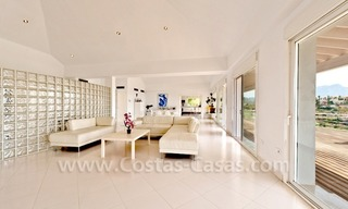 Front line golf villa for sale, Marbella - Benahavis 9