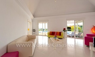 Front line golf villa for sale, Marbella - Benahavis 8