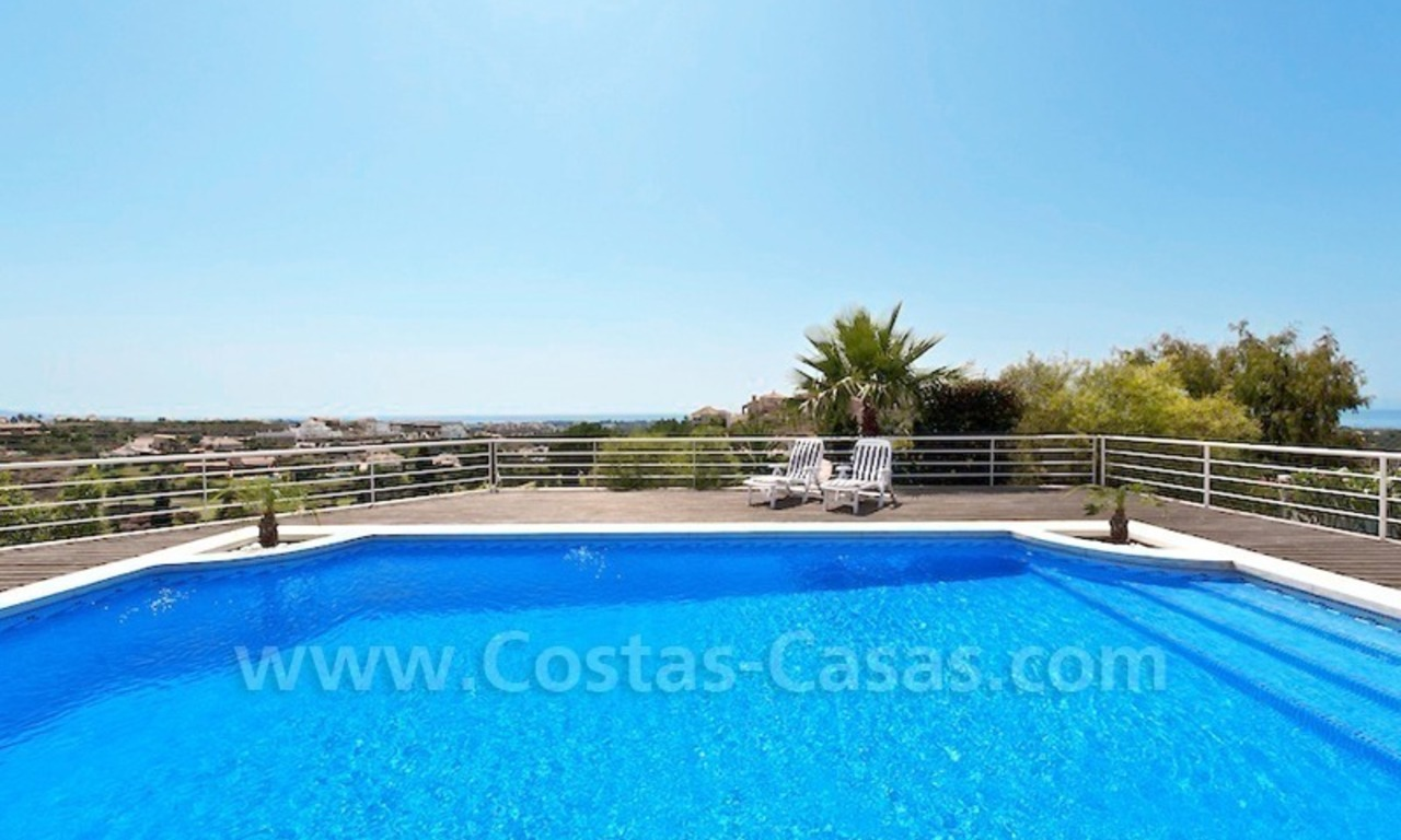 Front line golf villa for sale, Marbella - Benahavis 4