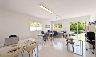 Front line golf villa for sale, Marbella - Benahavis 12
