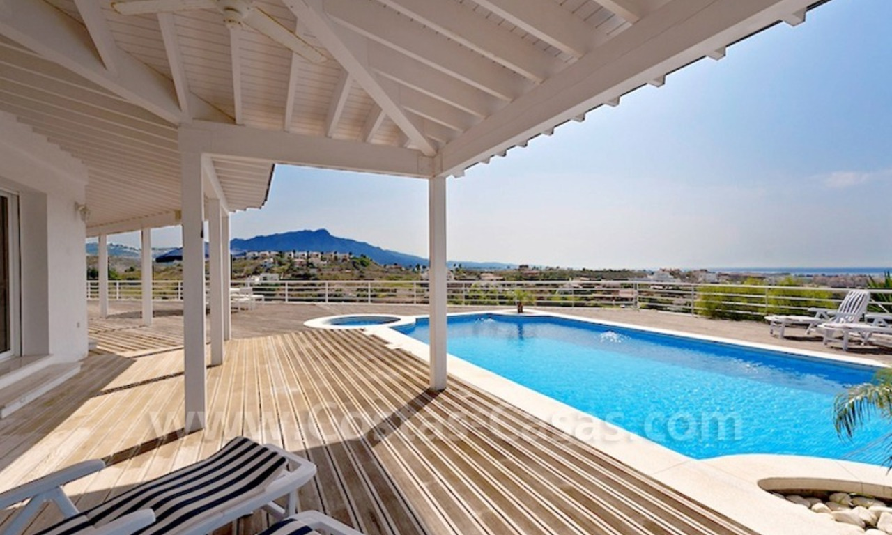 Front line golf villa for sale, Marbella - Benahavis 2