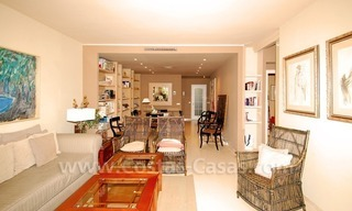 Spacious beachside luxury apartment for sale in Nueva Andalucía very near to Puerto Banús in Marbella 5