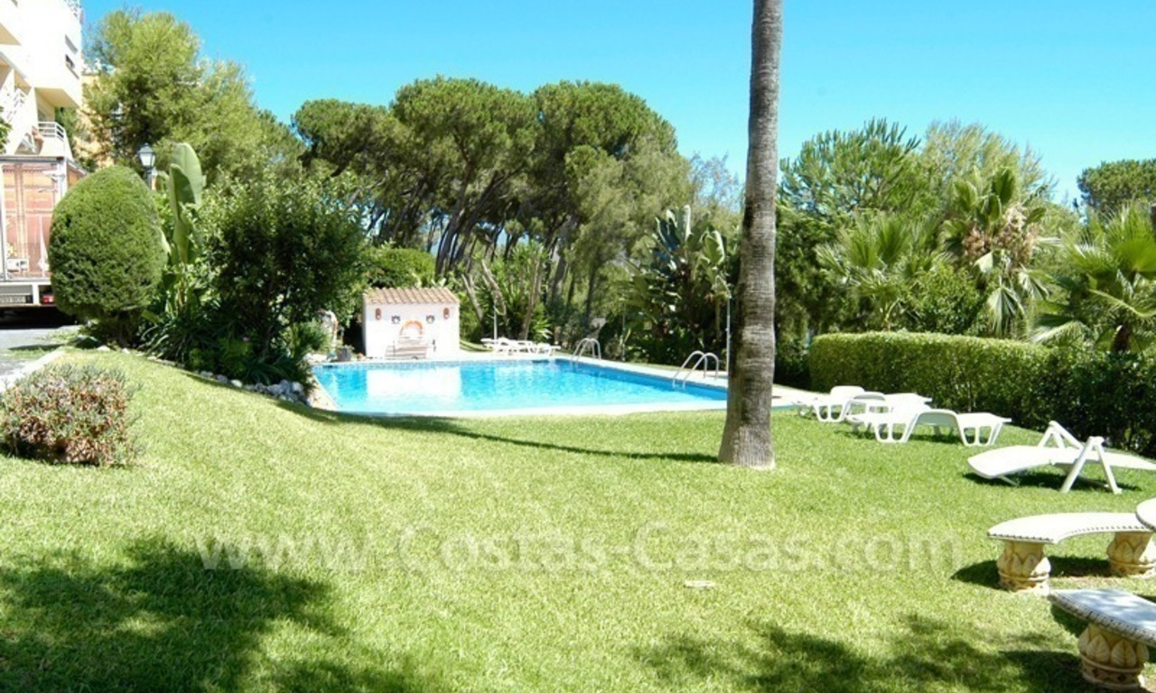 Bargain golf town-house to buy in an up-market area of Nueva Andalucía, Marbella 6
