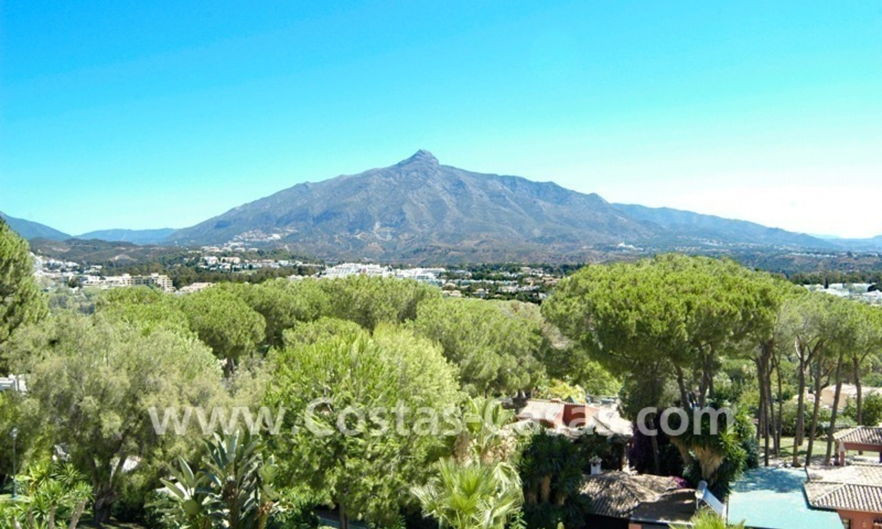 Bargain golf town-house to buy in an up-market area of Nueva Andalucía, Marbella 3