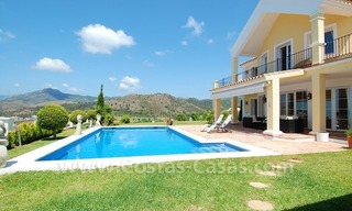 Exclusive Villa to buy in the area of Marbella - Benahavis 2