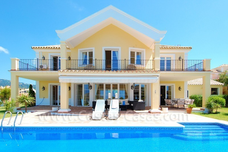 Exclusive Villa to buy in the area of Marbella - Benahavis