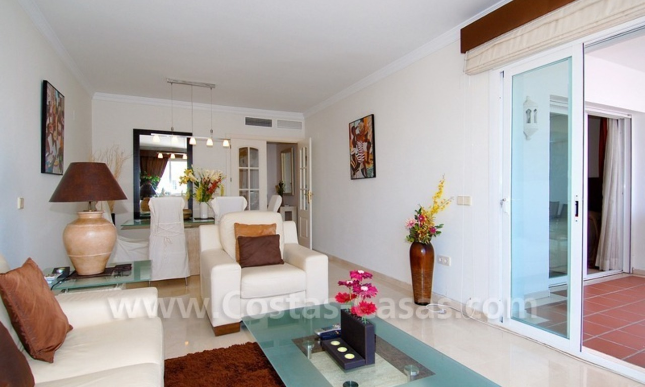 Penthouse apartment for sale in Puerto Banus, Marbella 12