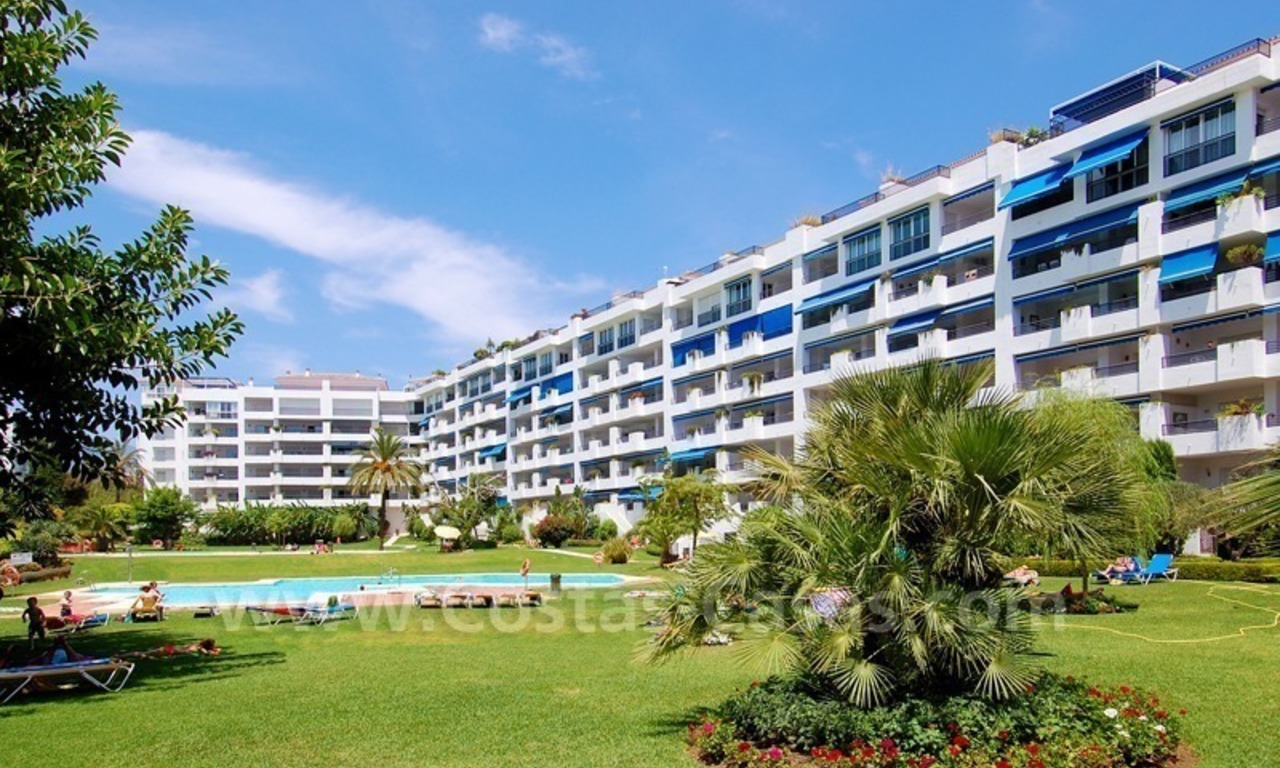 Penthouse apartment for sale in Puerto Banus, Marbella 19