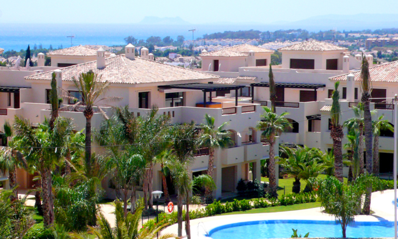 Luxury apartments for sale in Nueva Andalucia - Marbella 0