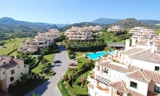 Luxury first line golf apartments to buy in the area of Marbella – Benahavis 2