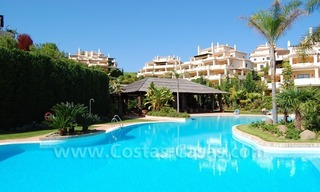 Luxury first line golf apartments to buy in the area of Marbella – Benahavis 20