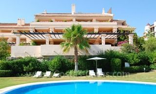 Large luxury apartment for sale in Nueva Andalucia – Marbella 0