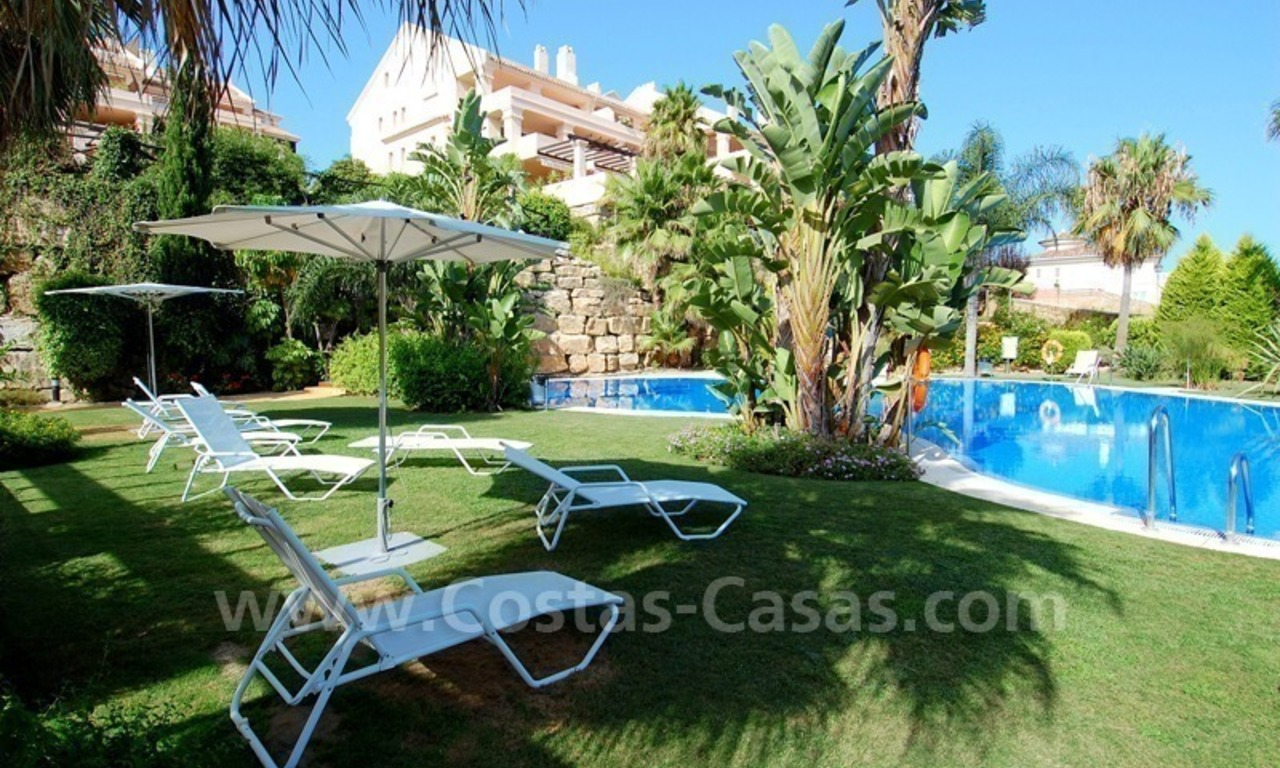 Large luxury apartment for sale in Nueva Andalucia – Marbella 2