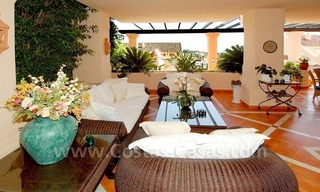 Large luxury apartment for sale in Nueva Andalucia – Marbella 14