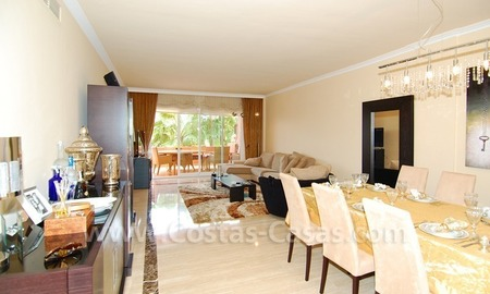 Spacious luxury apartment for sale in Nueva Andalucía very near to Puerto Banús in Marbella 3