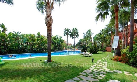 Spacious luxury apartment for sale in Nueva Andalucía very near to Puerto Banús in Marbella 2