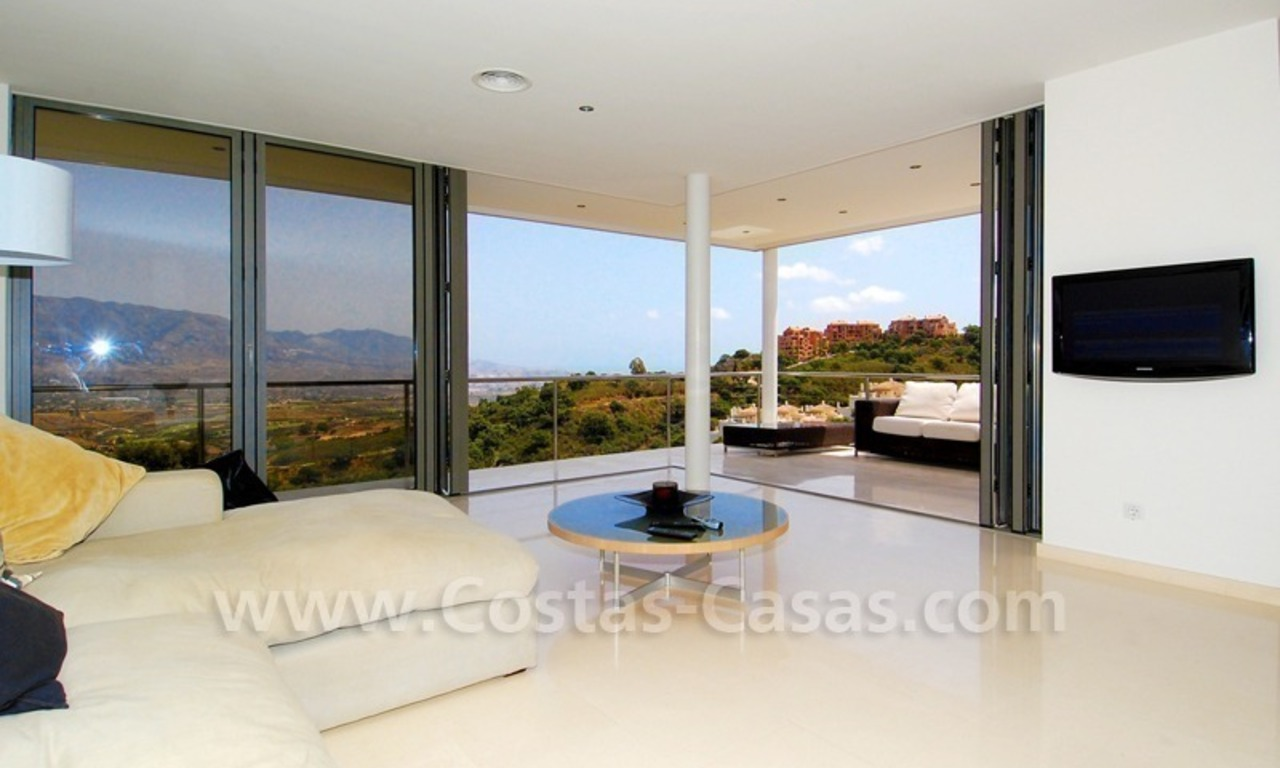 Modern villa for sale in Marbella 5