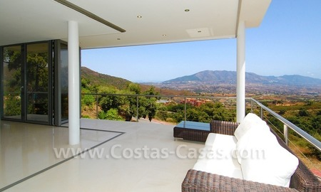 Modern villa for sale in Marbella 4