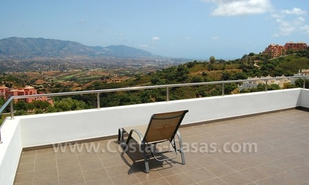 Modern villa for sale in Marbella 11