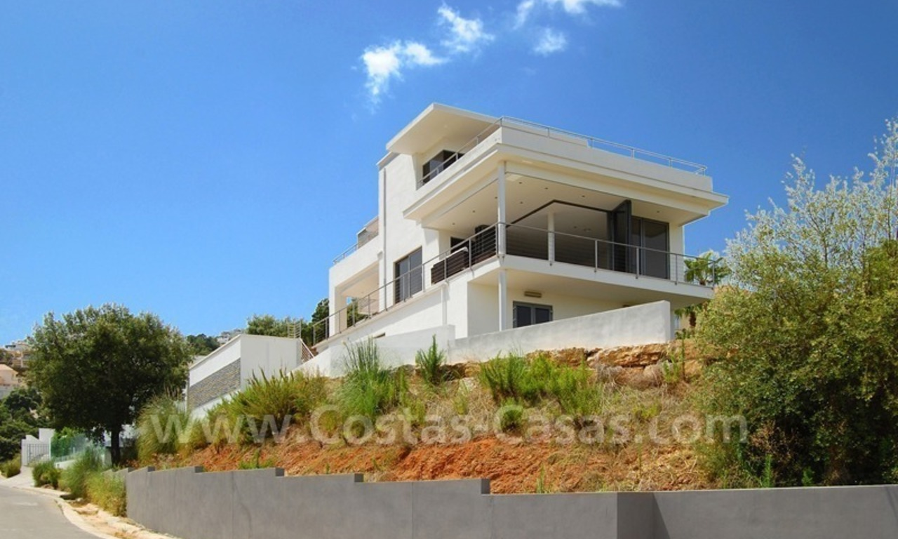 Modern villa for sale in Marbella 20