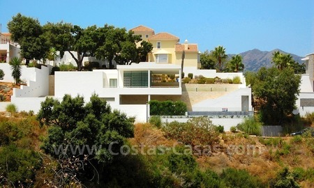 Modern villa for sale in Marbella 21