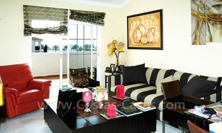 Spacious duplex penthouse apartment to buy on the beachfront complex in Marbella 3