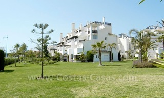 Spacious apartment for sale on the beachfront complex in Marbella. 4