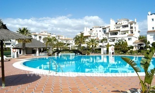 Spacious apartment for sale on the beachfront complex in Marbella. 8