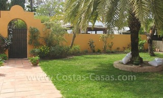 Rustic styled villa with paddock and stables for sale in Marbella at the Costa del Sol 2