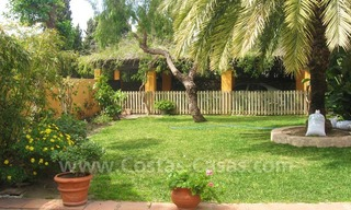 Rustic styled villa with paddock and stables for sale in Marbella at the Costa del Sol 4