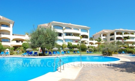 Beachside apartment to buy in Marbella  2