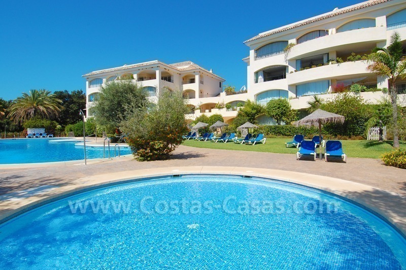 Beachside apartment to buy in Marbella 0