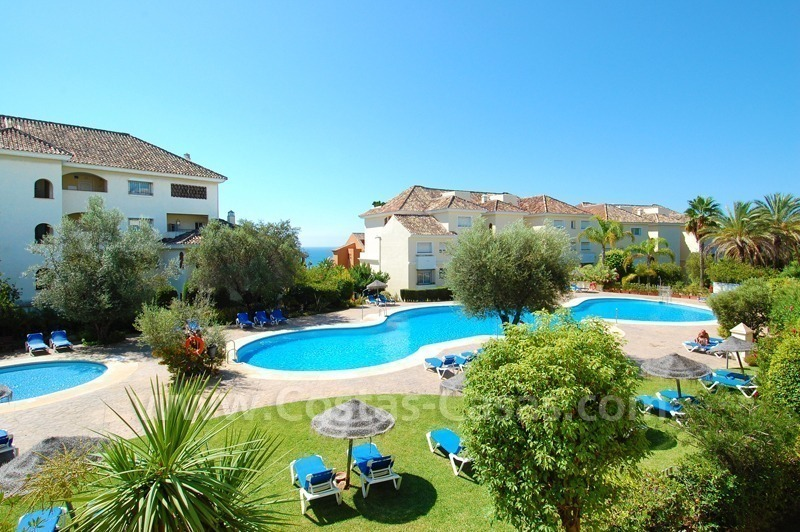 Beachside apartment to buy in Marbella 4