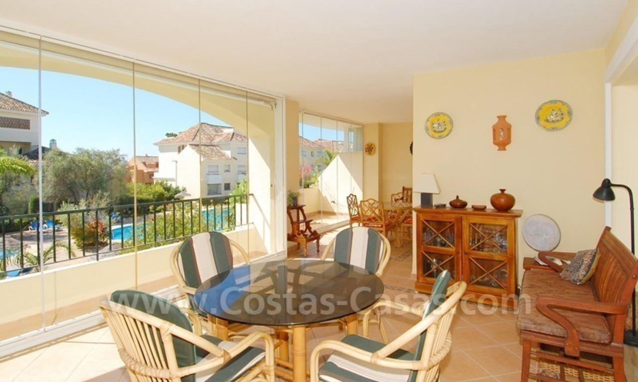 Beachside apartment to buy in Marbella 7